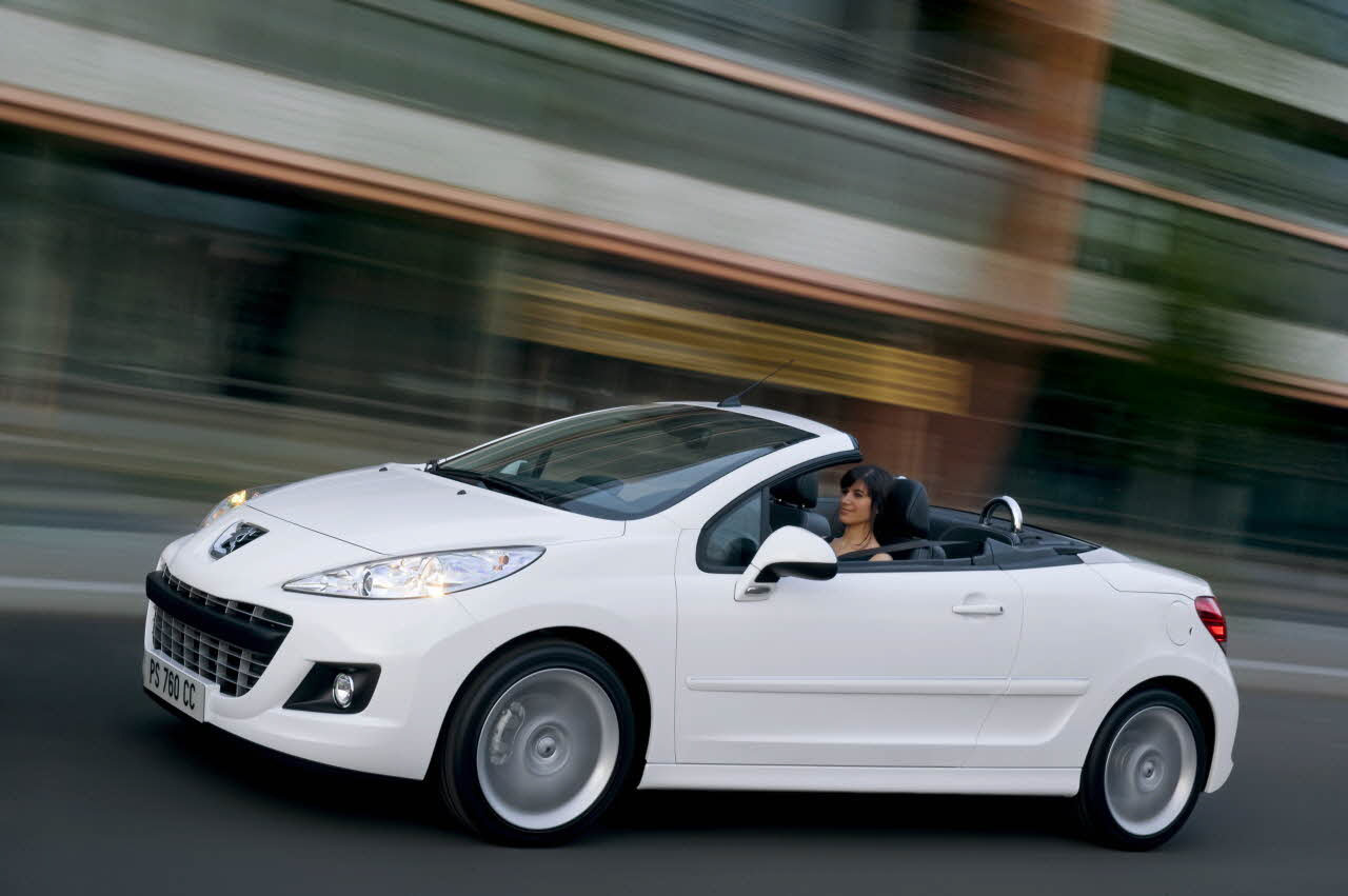 All Car Collections Peugeot 207 Cc