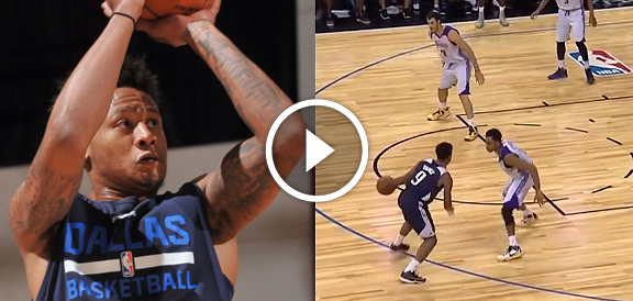 Bobby Ray Parks Jr. 2015 NBA Summer League Highlights (VIDEO)