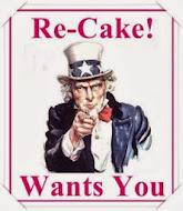 Re-cake anche tu!