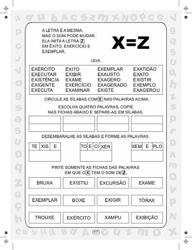 Silabas Complexas 4