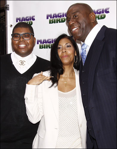 Magic Johnson: Isiah Spread Rumors I Was Gay