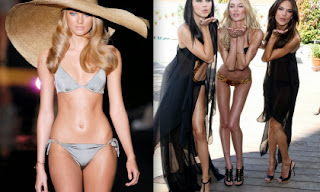 Почему модели такие худые