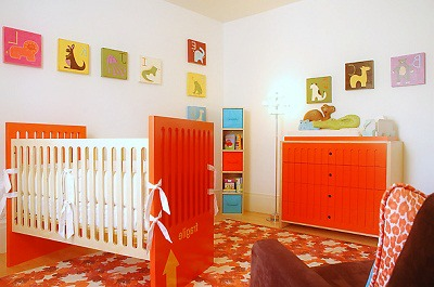 baby bedroom