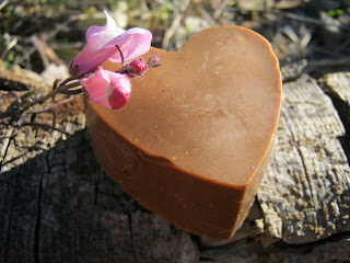 Jabón de chocolate