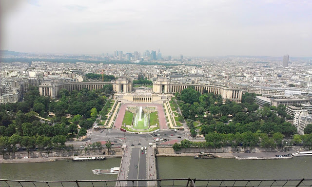Paris France tourisme voyage endroits à visiter
