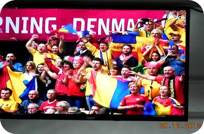 Romania, Romania, ole, ole, ole