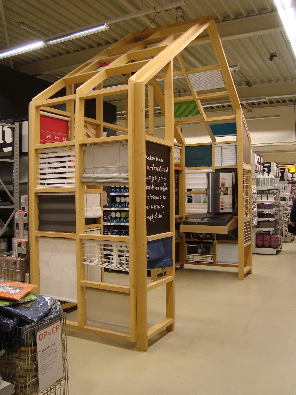 Vika Nieuws: Karwei presenteert raamdecoratie
