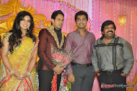 Celebraties at Actor Bharat n Jessy Wedding Reception Photos+%2528145%2529 Actor Bharath n Jessy Wedding Photos