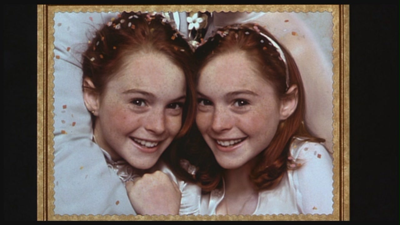 parent trap The parent trap 자막 aka: disney's the parent trap, пастка для батькiв twice the fun, double the trouble identical twins annie and hallie.