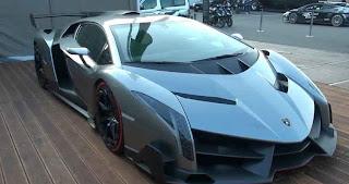 Mobil Lamborghini Veneno termahal di dunia