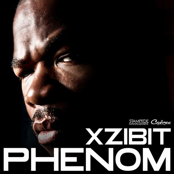 Xzibit - Phenom - Single + Music Video Cover