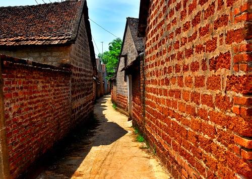 Quy hoạch bảo tồn, tôn tạo và phát huy giá trị các làng cổ ở Đường Lâm