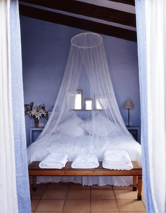 Lilac bedroom