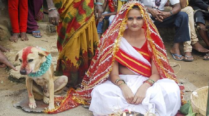 Pernikahan yang unik