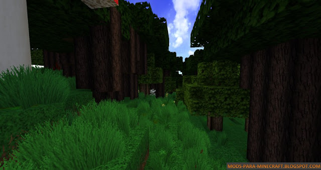 Imagen 2 del MoritzCraft Resource Pack 1.8