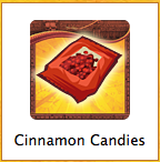 Cinnamon Candies