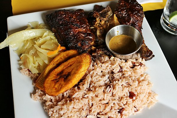 Authentic Jamaican Cuisine Of Mission Food Half Way Tree A Taste Of Jamaica In The