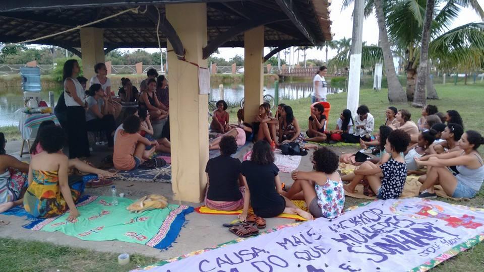 Oficina de Siririca: Mulheres reúnem-se pelo direito ao prazer solitário em Aracaju