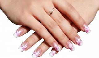 U%25C3%25B1as dise%25C3%25B1o absolut Novias: decoración de uñas para el día de la boda
