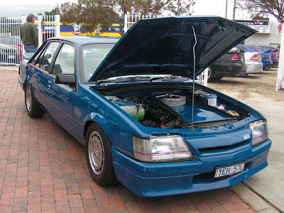On Four Wheels Hsv Canberra Owners Club Show N Shine