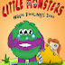 LITTLE MONSTERS HAVE FEELINGS TOO! - Free Kindle Fiction