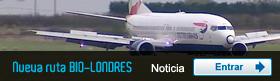British Airways vuelve a Bilbao tras 11 años