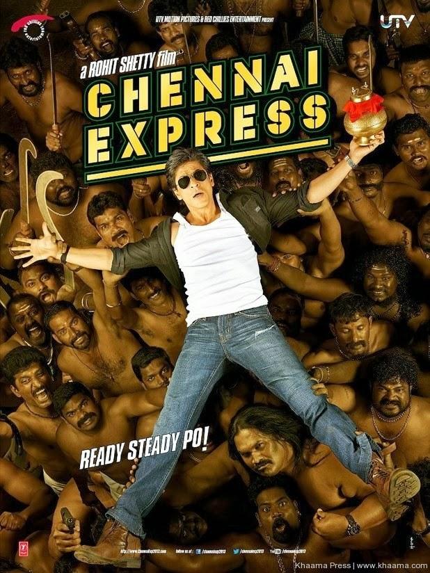 Chuyến Đi Kỳ Thú - Chennai Express 2013