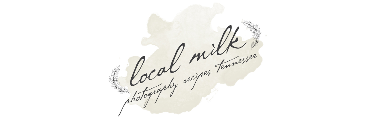 {local milk}