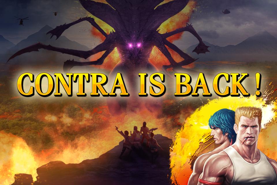 Contra: Evolution v1.3.1 APK Mod [Free-Shopping]