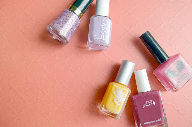 Sense of Aesthetic 5 Products to Swap Now: Nail Polish