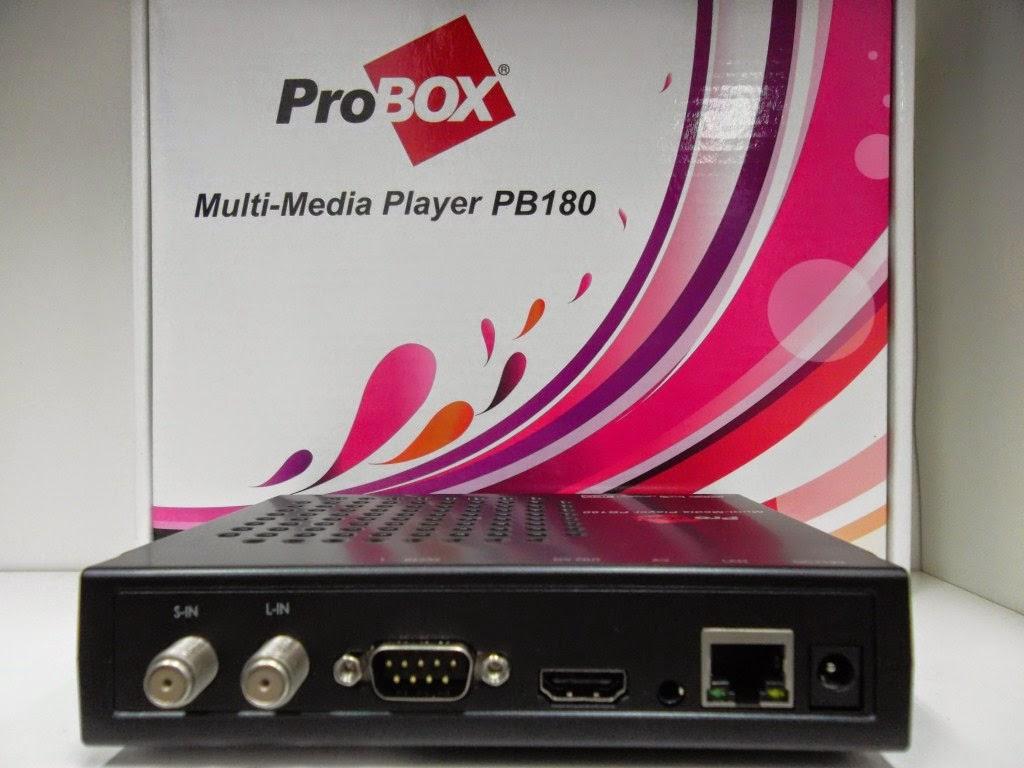 Colocar CS ProBox%2B180 Probox 180 Atualização Março 2015 comprar cs