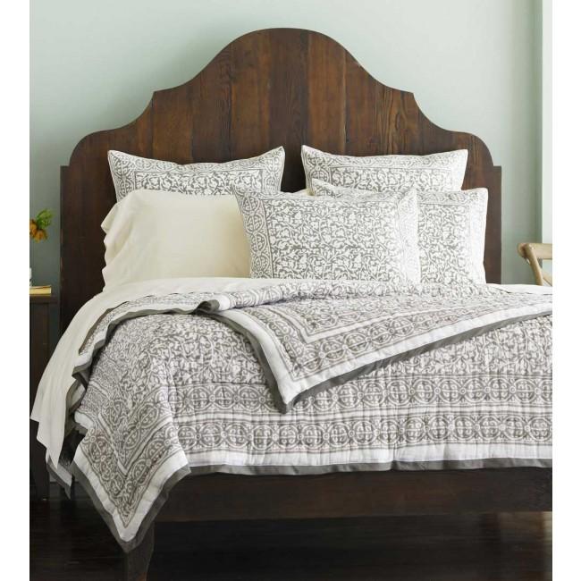 Bedding Grey Bedrooms Organic Cotton Duvet Sets Block