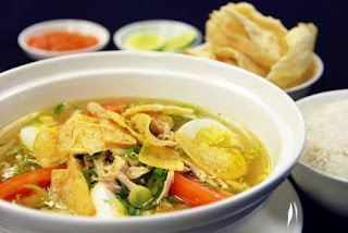 resep soto betawi daging ayam
