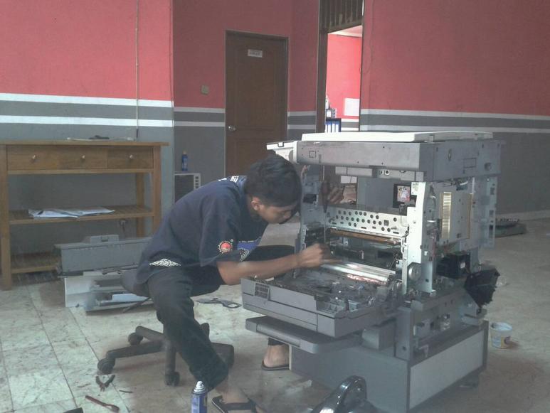 Jasa Perbaikan Mesin Fotocopy Canon IR
