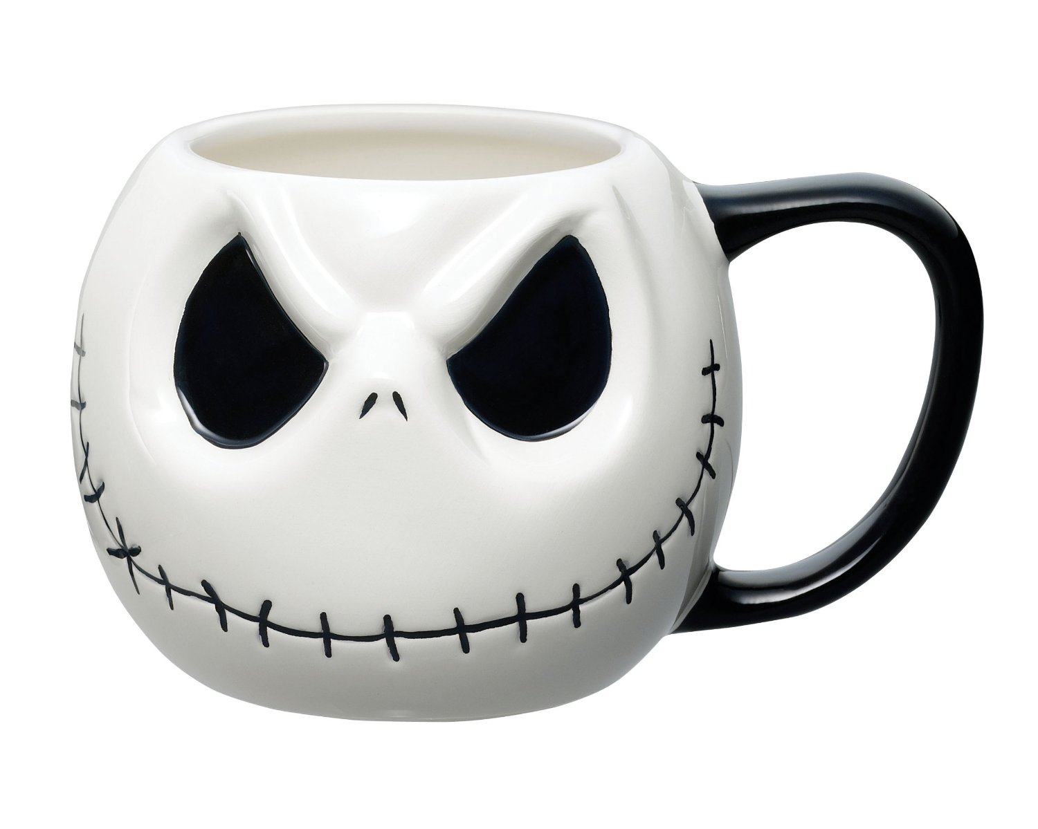funny coffee mugs and mugs with quotes: disney jack skellington
