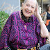 99 Year Old Rose Wearing Her Hermes Studded Belt
