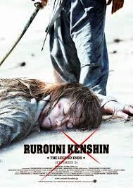 Rurouni Kenshin The Legend Ends 2014