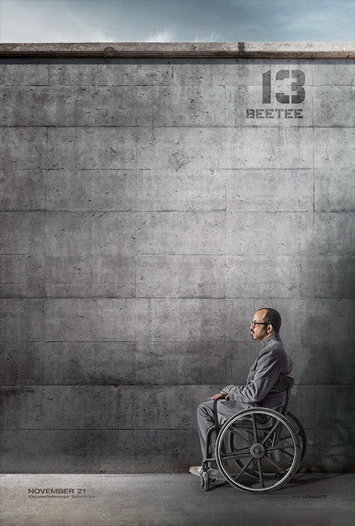 Beetee Mockingjay Poster