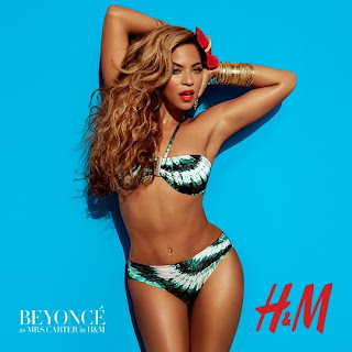 Beyoncé para H&M for Water summer 2013