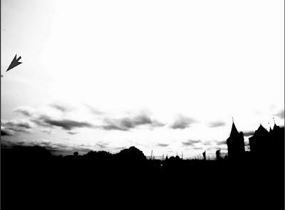 ovni sobre castillo holanda