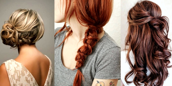 Easy Hairstyles Images And Video Tutorials - Hairstyle easy video