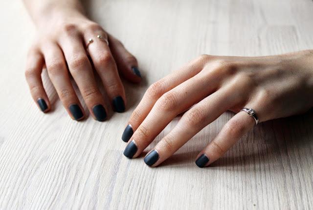 barry m, matte, nail polish, grey, concrete