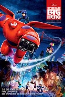 Operação Big Hero – Legendado (2014)