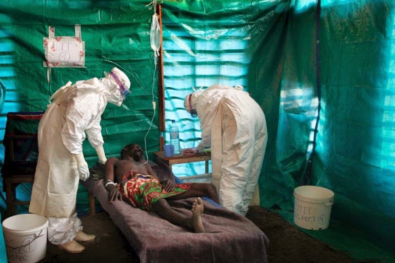 Ebola: rubato materiale infetto da una clinica