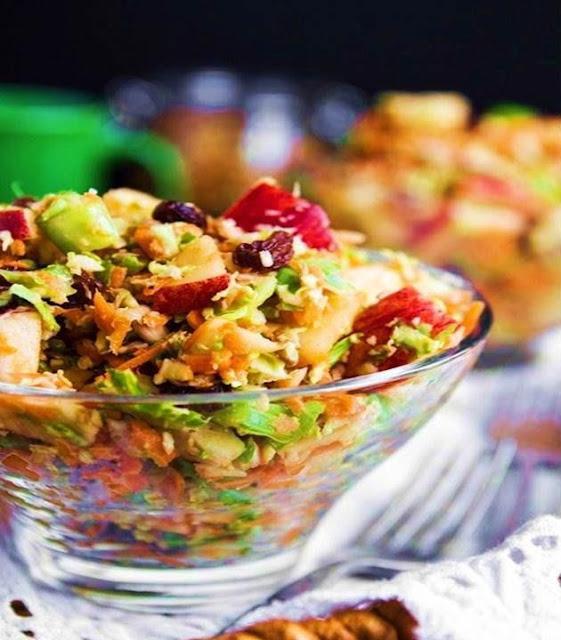 saladas receitas