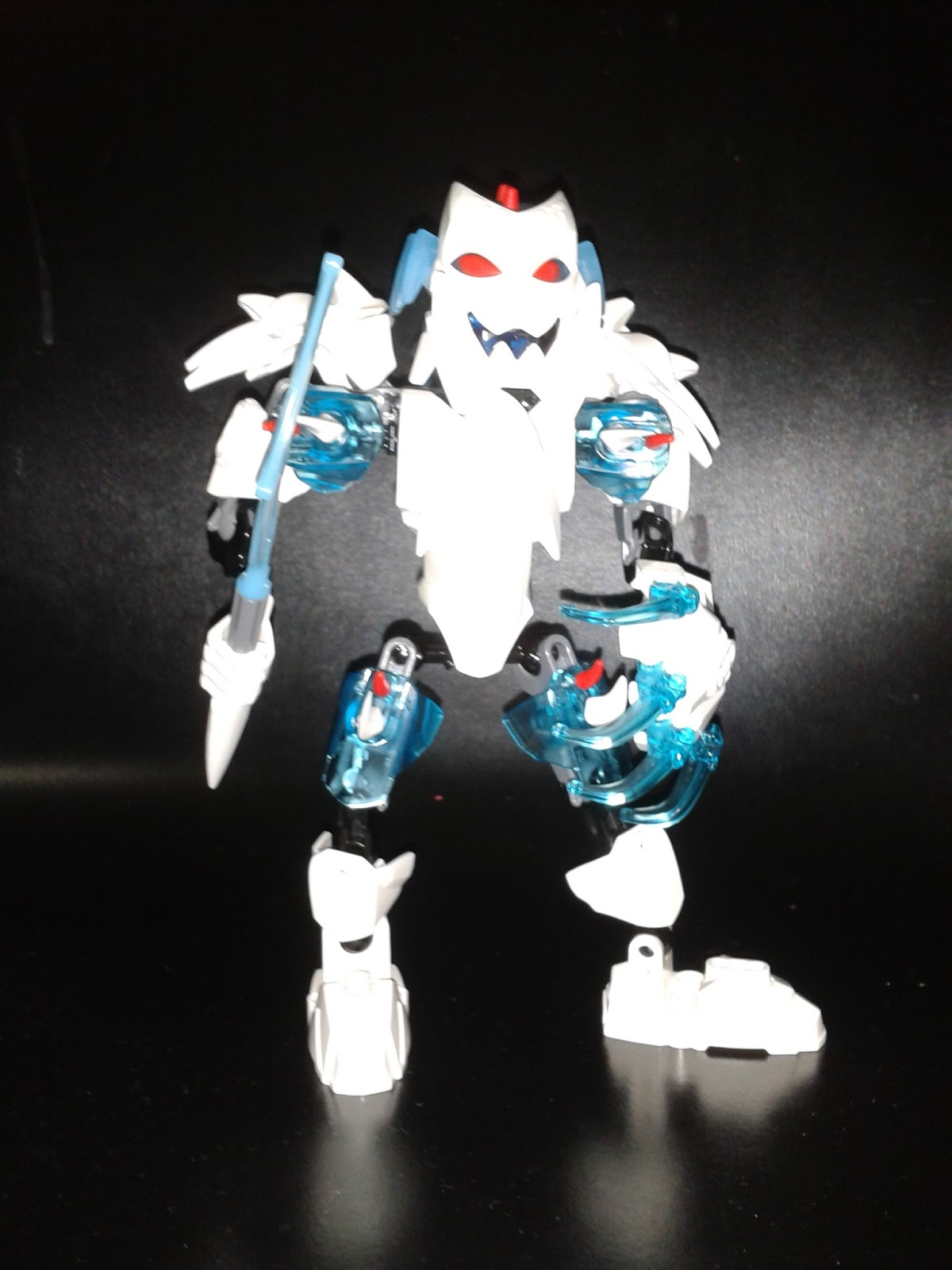 Ace Swan Blog Lego Hero Factory Review Frost Beast