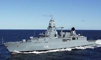 Sachsen Class Frigate
