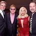 """Elton John: """"El nuevo álbum de Lady Gaga es realmente fantástico"""""""