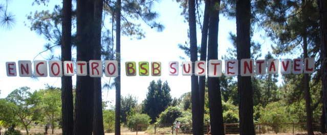 Encontro BSB Sustentável
