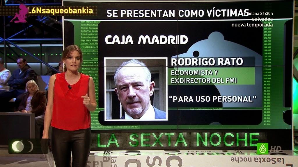 ANDREA ROPERO, LA SEXTA NOCHE (18.10.14)